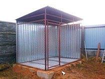 Строительство птичников из металлоконструкций в Кургане