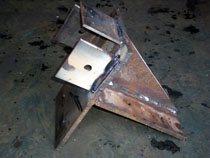 Ремонт металлоконструкций в Кургане