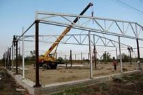 Восстановление геометрии металлоконструкций в Кургане и усиление зданий г.Курган