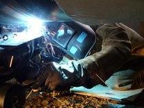 Устранение трещин и микротрещин в металле г.Курган